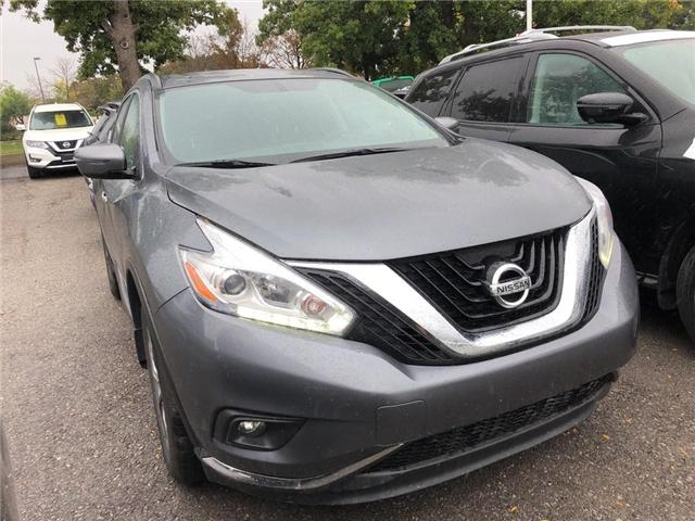 2017 Nissan Murano SV - CERTIFIED PRE-OWNED (Stk: P0579) in Mississauga - Image 2 of 15