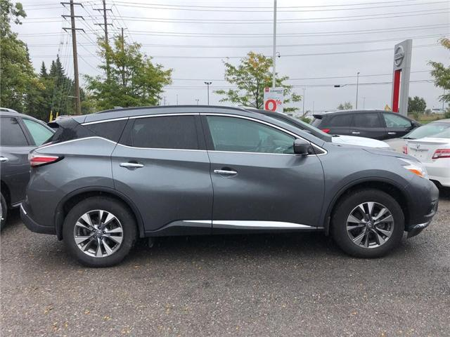 2017 Nissan Murano SV - CERTIFIED PRE-OWNED (Stk: P0579) in Mississauga - Image 3 of 15