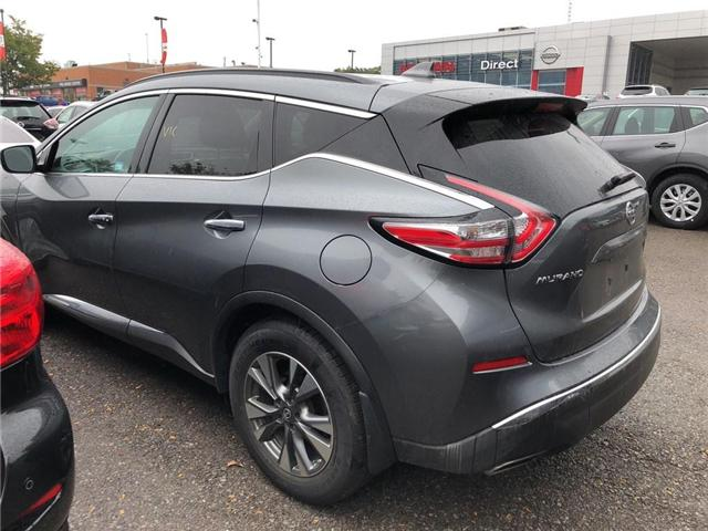 2017 Nissan Murano SV - CERTIFIED PRE-OWNED (Stk: P0579) in Mississauga - Image 5 of 15