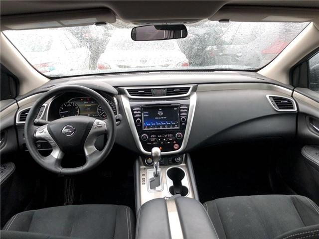 2017 Nissan Murano SV - CERTIFIED PRE-OWNED (Stk: P0579) in Mississauga - Image 10 of 15