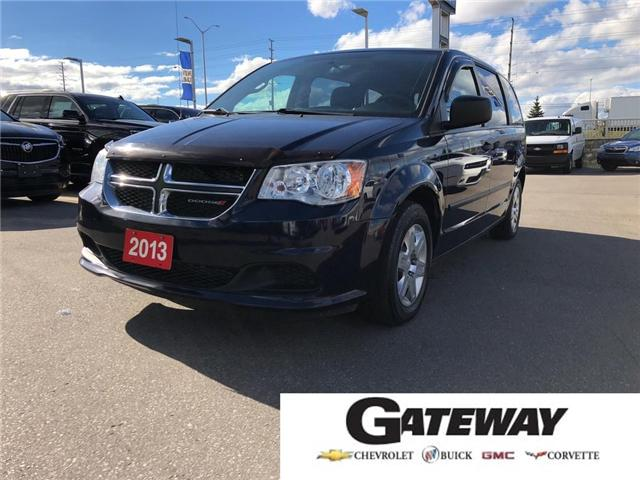 2013 Dodge Grand Caravan Dodge Grand Caravan 4dr Wgn SE (Stk: 350390B) in BRAMPTON - Image 1 of 17