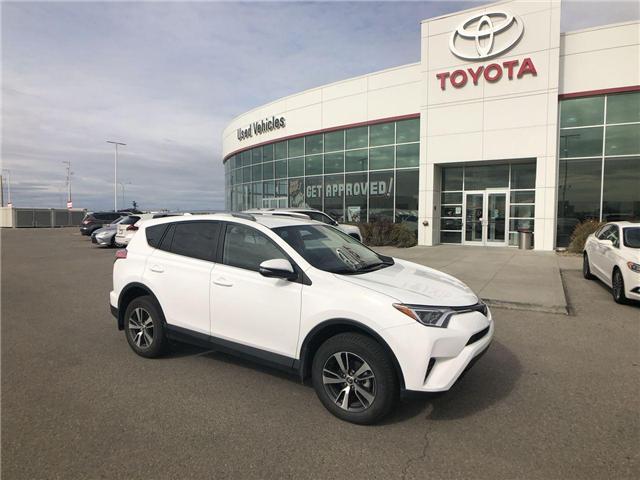 2018 Toyota RAV4 LE (Stk: 284225) in Calgary - Image 1 of 15