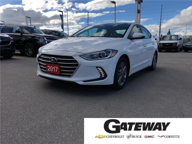 2017 Hyundai Elantra GLS|Apple Auto-blind spot detection| (Stk: 134396A) in BRAMPTON - Image 1 of 21