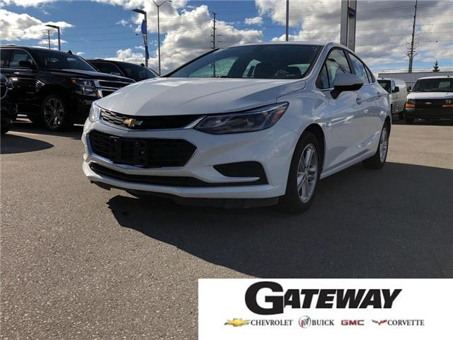 2018 Chevrolet Cruze TRUE NORTH|SUNROOF|REMOTE START|REAR CAMERA| (Stk: PW17428) in BRAMPTON - Image 1 of 16