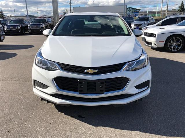 2018 Chevrolet Cruze TRUE NORTH|SUNROOF|REMOTE START|REAR CAMERA| (Stk: PW17428) in BRAMPTON - Image 2 of 16