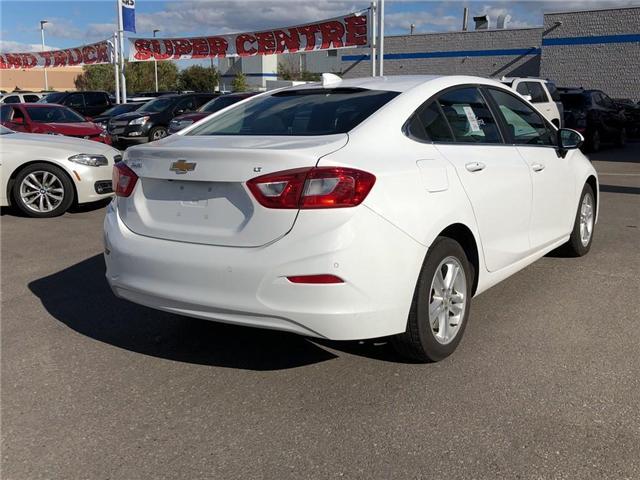 2018 Chevrolet Cruze TRUE NORTH|SUNROOF|REMOTE START|REAR CAMERA| (Stk: PW17428) in BRAMPTON - Image 4 of 16