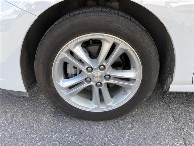 2018 Chevrolet Cruze TRUE NORTH|SUNROOF|REMOTE START|REAR CAMERA| (Stk: PW17428) in BRAMPTON - Image 7 of 16