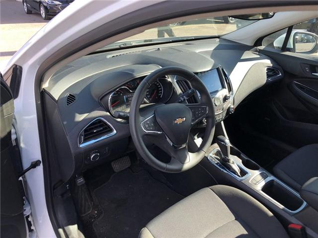 2018 Chevrolet Cruze TRUE NORTH|SUNROOF|REMOTE START|REAR CAMERA| (Stk: PW17428) in BRAMPTON - Image 8 of 16