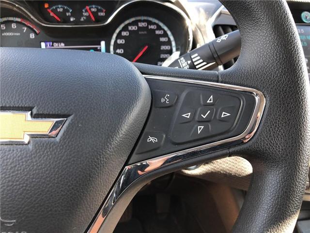 2018 Chevrolet Cruze TRUE NORTH|SUNROOF|REMOTE START|REAR CAMERA| (Stk: PW17428) in BRAMPTON - Image 14 of 16