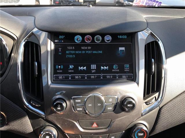 2018 Chevrolet Cruze TRUE NORTH|SUNROOF|REMOTE START|REAR CAMERA| (Stk: PW17428) in BRAMPTON - Image 15 of 16