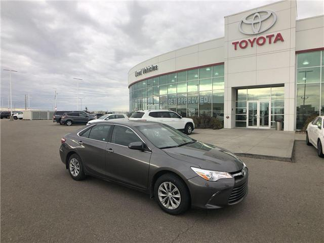 2017 Toyota Camry LE (Stk: 284240) in Calgary - Image 1 of 15