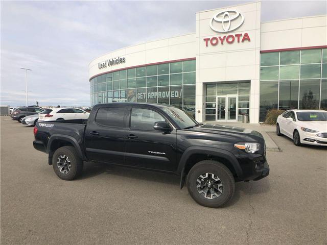2018 Toyota Tacoma TRD Off Road (Stk: 284228) in Calgary - Image 1 of 15
