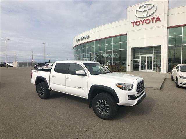 2018 Toyota Tacoma TRD Off Road (Stk: 284227) in Calgary - Image 1 of 15