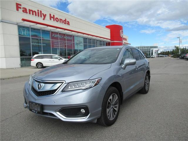 2016 Acura RDX Elite Package (Stk: 8132346A) in Brampton - Image 1 of 30