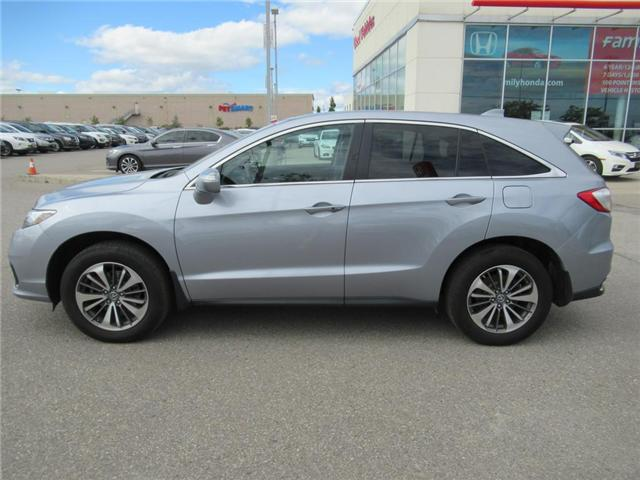 2016 Acura RDX Elite Package (Stk: 8132346A) in Brampton - Image 2 of 30