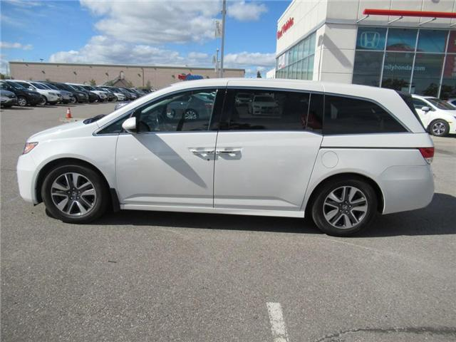2015 Honda Odyssey Touring, FULLY LOADED!! (Stk: 9504781A) in Brampton - Image 2 of 9