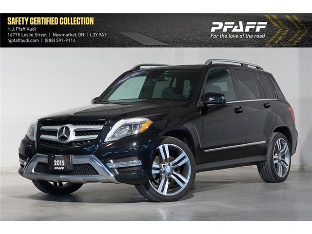 2015 Mercedes-Benz GLK-Class Base (Stk: 52992) in Newmarket - Image 1 of 18