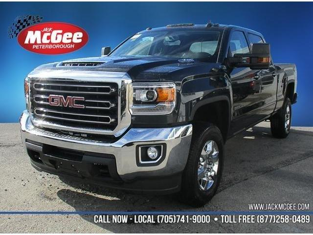 2019 GMC Sierra 2500HD SLE (Stk: 19103) in Peterborough - Image 1 of 3