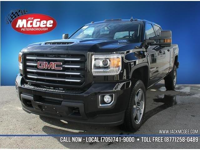 2019 GMC Sierra 2500HD SLT (Stk: 19104) in Peterborough - Image 1 of 3