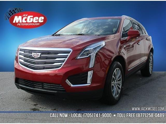 2019 Cadillac XT5 Luxury (Stk: 19106) in Peterborough - Image 1 of 3