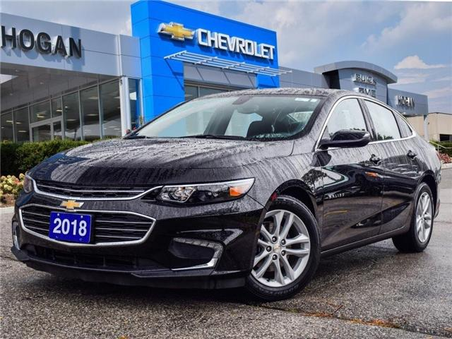 2018 Chevrolet Malibu LT (Stk: A100294) in Scarborough - Image 1 of 25