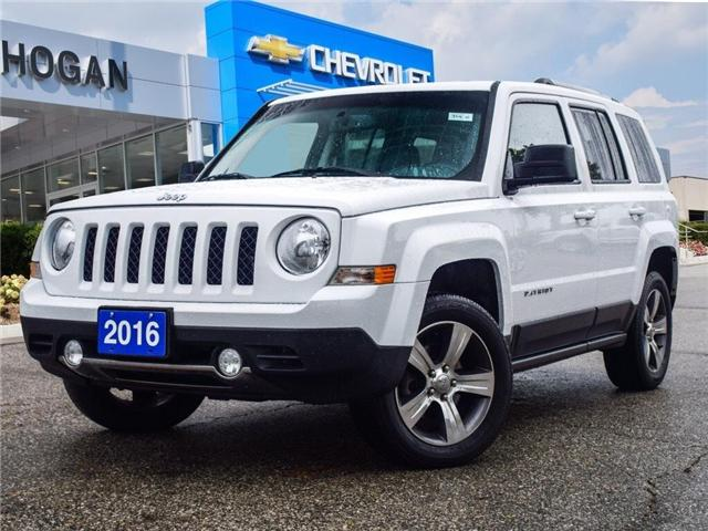 2016 Jeep Patriot Sport/North (Stk: A721021) in Scarborough - Image 1 of 24