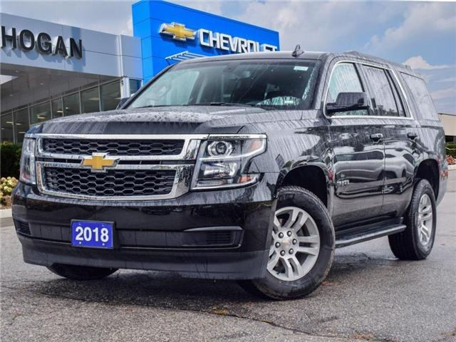 2018 Chevrolet Tahoe LS (Stk: A241839) in Scarborough - Image 1 of 27