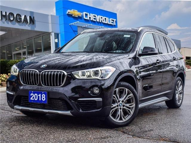 2018 BMW X1 xDrive28i (Stk: AF92835) in Scarborough - Image 1 of 25