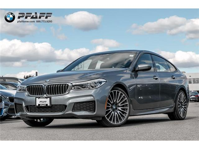 2018 BMW 640i xDrive Gran Turismo (Stk: PL20503) in Mississauga - Image 1 of 11