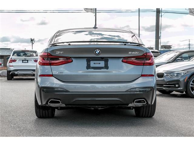 2018 BMW 640i xDrive Gran Turismo (Stk: PL20503) in Mississauga - Image 3 of 11