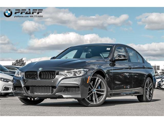 2018 BMW 340i xDrive (Stk: PL19873) in Mississauga - Image 1 of 13