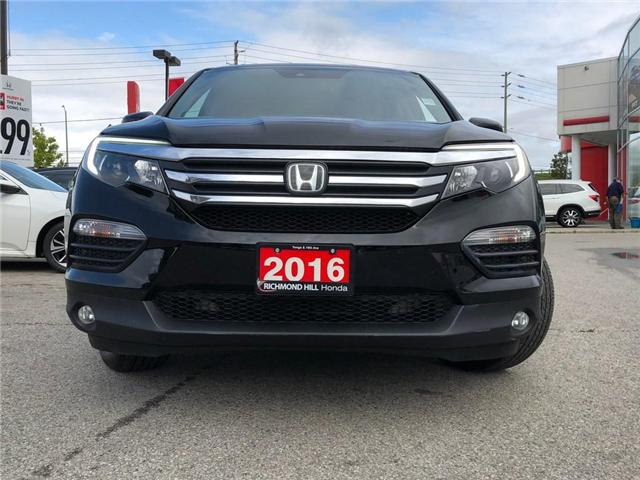 2016 Honda Pilot EX-L RES (Stk: 181591P) in Richmond Hill - Image 2 of 23