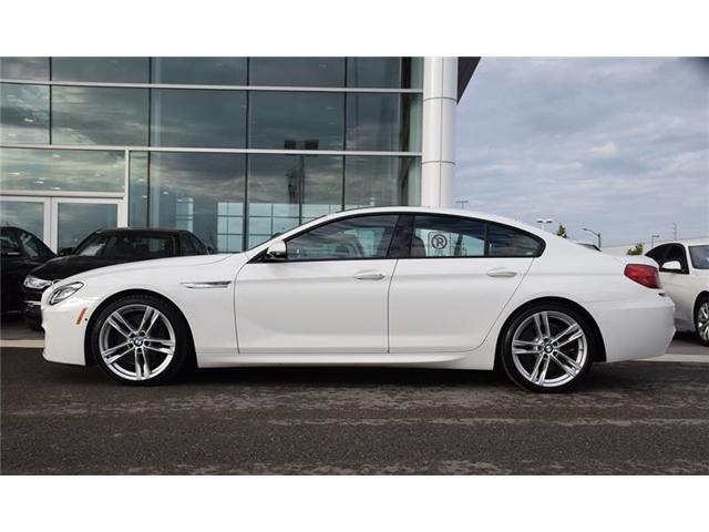 2017 BMW 650 Gran Coupe  (Stk: P388298) in Brampton - Image 2 of 13