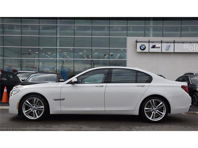 2015 BMW 750  (Stk: P966188) in Brampton - Image 2 of 14