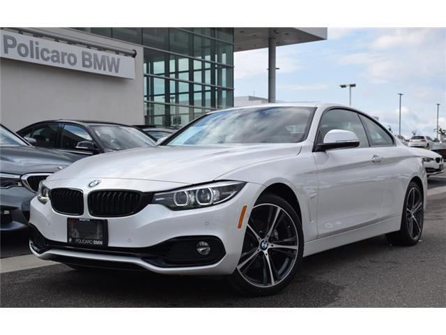 2018 BMW 430i xDrive (Stk: PE43156) in Brampton - Image 1 of 14