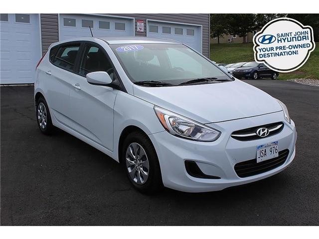 2017 Hyundai Accent GL (Stk: U1851) in Saint John - Image 1 of 21