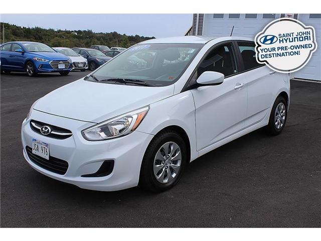 2017 Hyundai Accent GL (Stk: U1851) in Saint John - Image 2 of 21