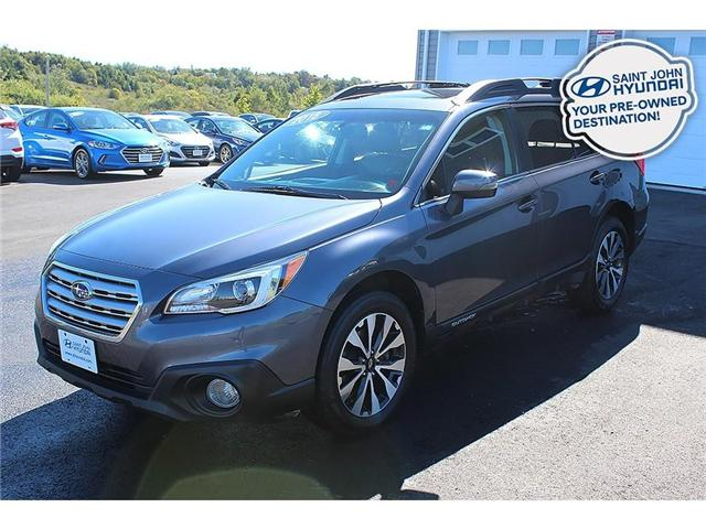 2016 Subaru Outback 2.5i Limited Package (Stk: U1869) in Saint John - Image 2 of 24