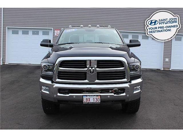 2016 RAM 2500 Power Wagon (Stk: U1886) in Saint John - Image 2 of 21