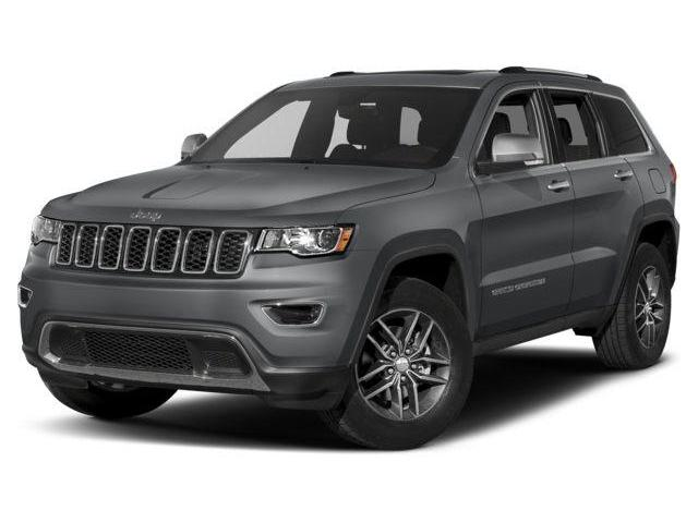 2018 Jeep Grand Cherokee Limited (Stk: 168763) in Medicine Hat - Image 1 of 1