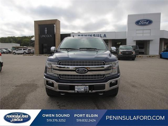 2018 Ford F-150 Lariat (Stk: 18FE488) in Owen Sound - Image 2 of 15