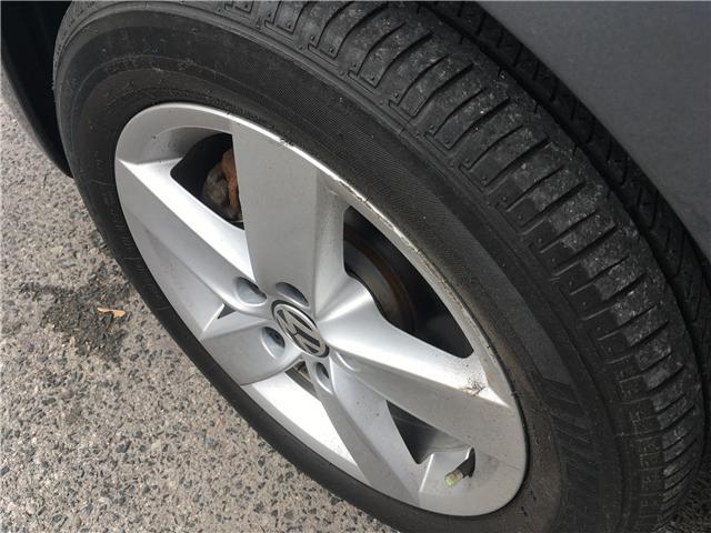 2013 Volkswagen Jetta 2.0 TDI Comfortline (Stk: 13-24283) in Georgetown - Image 10 of 24