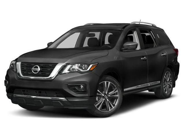 2018 Nissan Pathfinder Platinum (Stk: JC672239) in Scarborough - Image 1 of 9