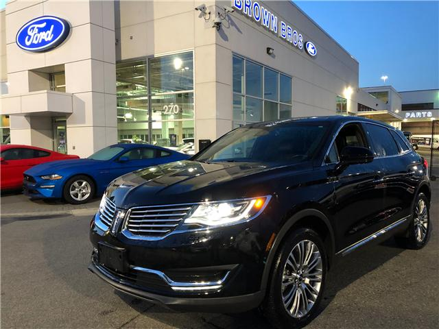 2016 Lincoln MKX Reserve (Stk: OP18293) in Vancouver - Image 1 of 27