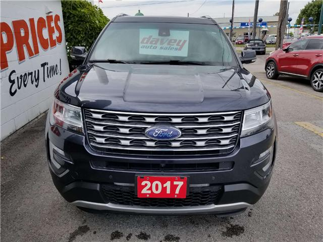 2017 Ford Explorer Limited (Stk: 18-578) in Oshawa - Image 2 of 24