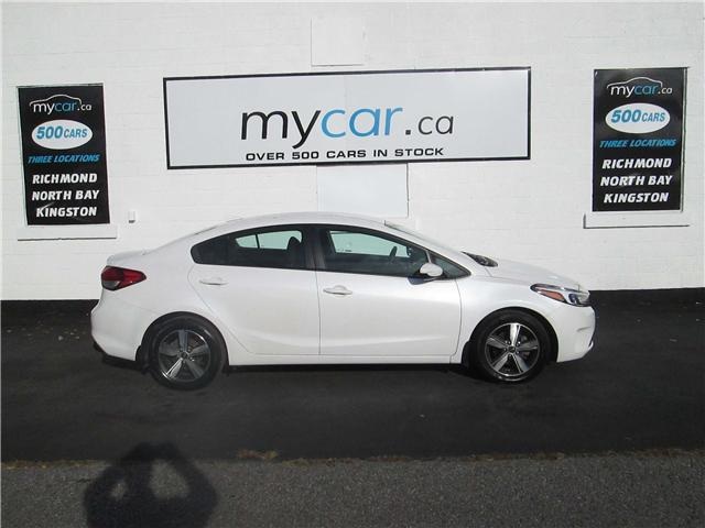 2018 Kia Forte LX+ (Stk: 181445) in Kingston - Image 1 of 13