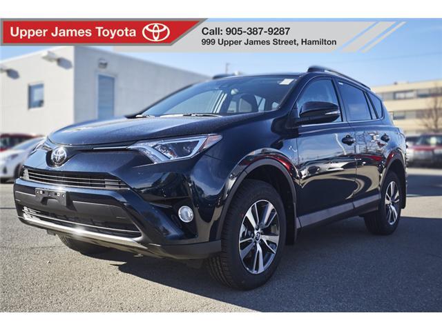2018 Toyota RAV4 XLE (Stk: 1801002) in Hamilton - Image 1 of 12