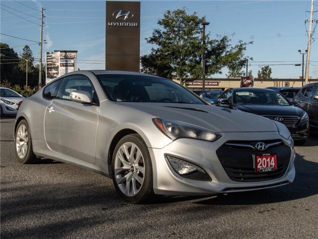 2014 Hyundai Genesis Coupe 2.0T R Spec (Stk: R85403A) In Ottawa ...