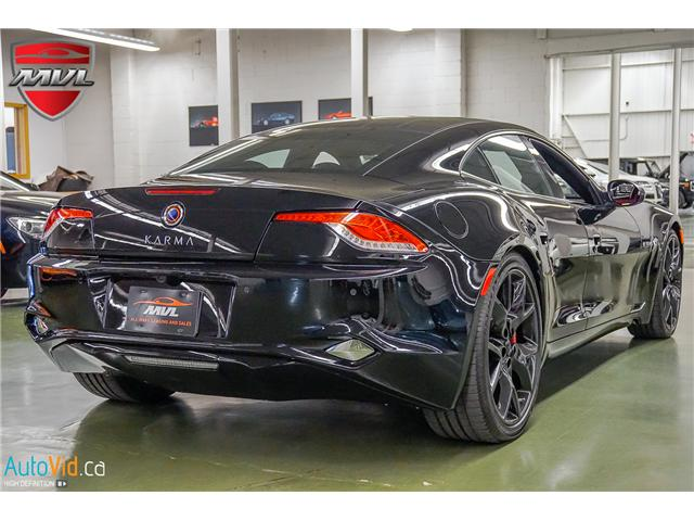 2018 Karma Revero  (Stk: ) in Oakville - Image 12 of 50