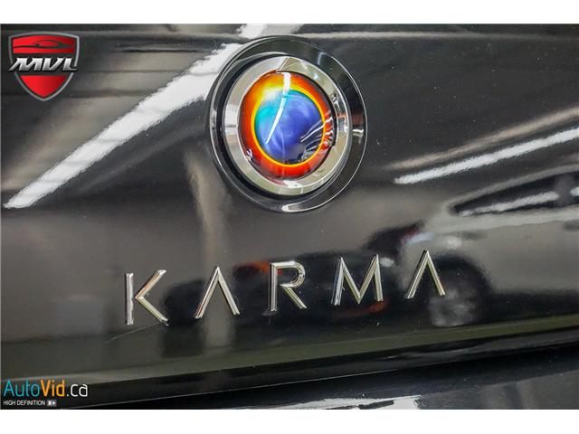 2018 Karma Revero  (Stk: ) in Oakville - Image 21 of 50